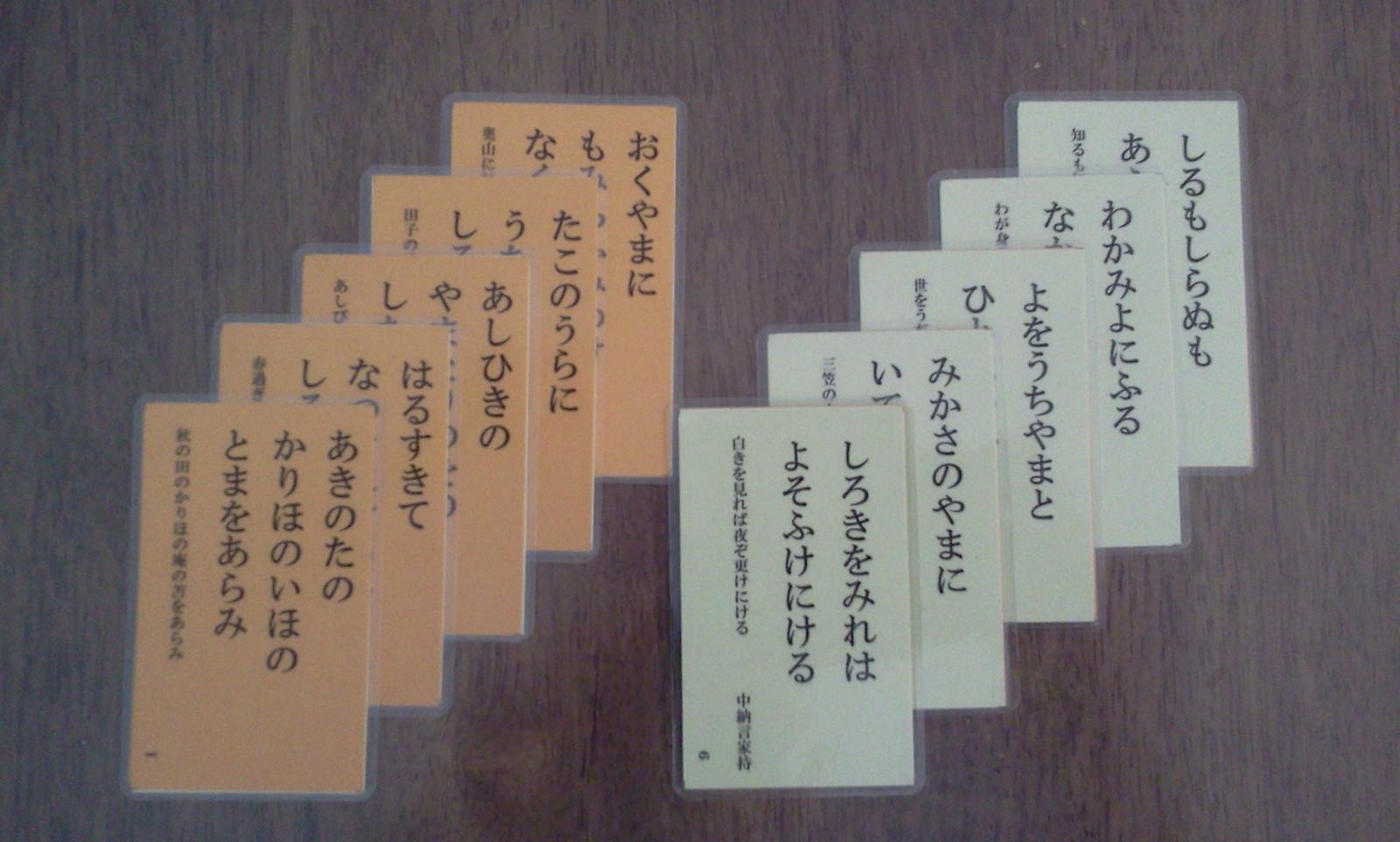 Flashcard100nin1shu
